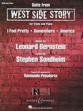 Suite From West Side Story: Violin & Piano (Boosey & Hawkes)