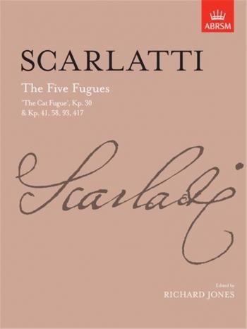 The 5 Fugues: Piano (ABRSM)