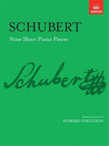 9 Short Piano Pieces: Piano (ABRSM)