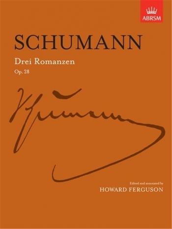 Drei Romanzen Op.28 Piano Solo (ABRSM)