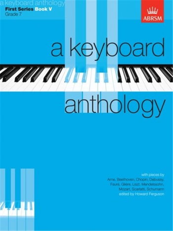 Keyboard Anthology: 1st Series: Book 5: Piano (ABRSM)