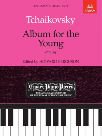 Album For The Young: Exam: Epp2 (Easier Piano Pieces)  (ABRSM Ed)