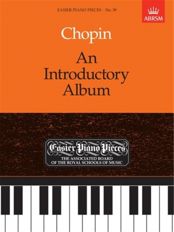 An Introductory Album : Epp: 39 (Easier Piano Pieces) (ABRSM)
