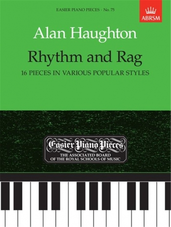 Rhythm And Rag: Easy: Epp75 (Easier Piano Pieces) (ABRSM)