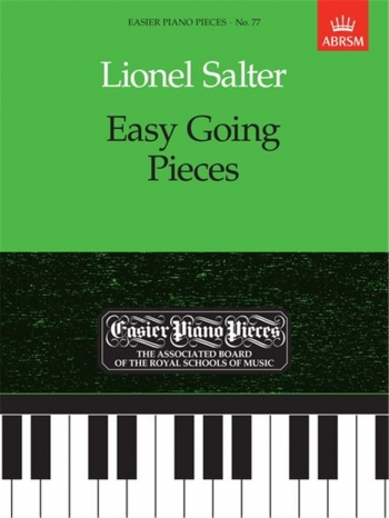 Easy Going Pieces: Easy: Epp77 (Easier Piano Pieces) (ABRSM Ed)