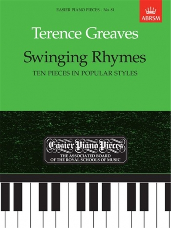 Swinging Rhymes: Epp83 (Easier Piano Pieces) (ABRSM)
