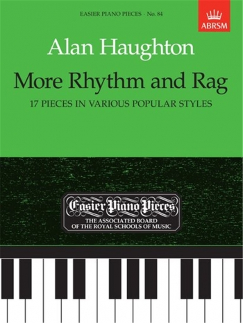 More Rhythm And Rag: Epp84 (Easier Piano Pieces) (ABRSM)