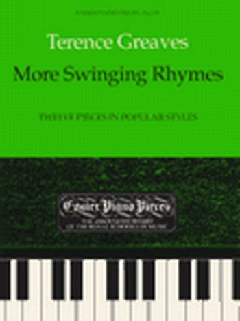 More Swinging Rhymes: Epp85 (Easier Piano Pieces) (ABRSM)