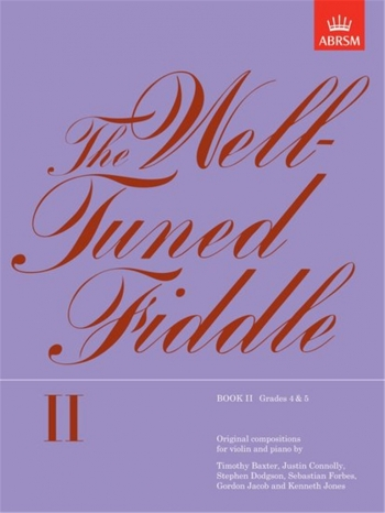 Well Tuned Fiddle: Book 2: Violin (ABRSM)