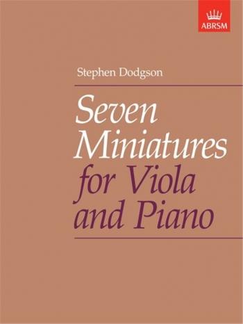 7 Miniatures: Viola