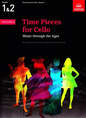 Time Pieces For Cello Vol.1: Cello & Piano (ABRSM)