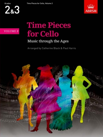 Time Pieces For Cello Vol.2: Cello & Piano (ABRSM)