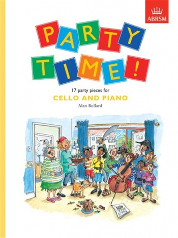 Party Time Cello & Piano (ABRSM)