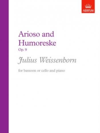 Arioso And Humoreske: Op.9: Cello & Piano (ABRSM)
