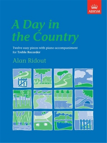 Day In The Country A: Treble Recorder and Piano