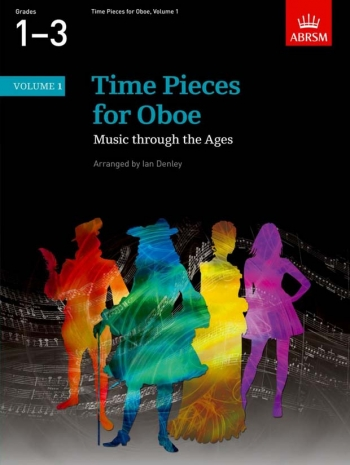 Time Pieces For Oboe Vol.1: Oboe & Piano (ABRSM)