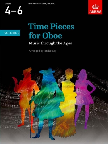 Time Pieces For Oboe Vol.2: Oboe & Piano (ABRSM)