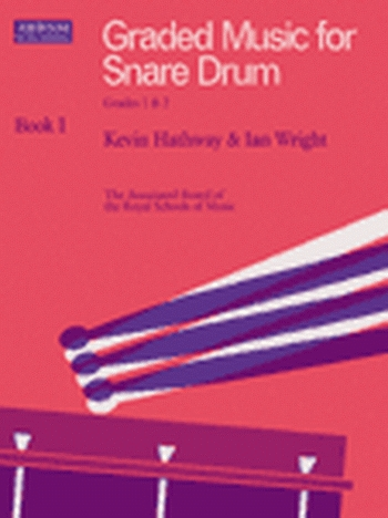 ABRSM: Graded Music For Snare Drum: Book 1: Grade 1&2