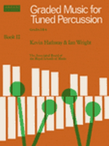 ABRSM: Graded Music For Tuned Percussion: Book 2: Grade 3&4