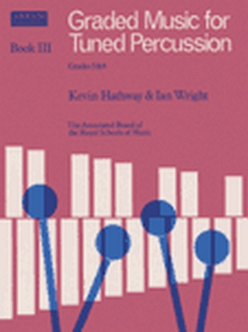 ABRSM: Graded Music For Tuned Percussion: Book 3: Grade 5&6