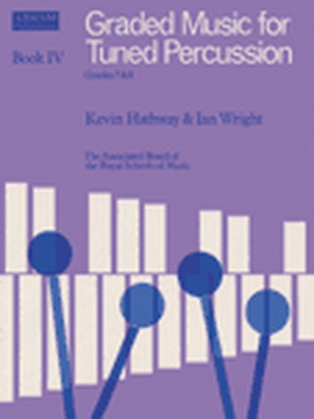 ABRSM: Graded Music For Tuned Percussion: Book 4: Grade 7&8
