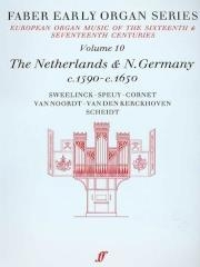 Netherlands: N Germany 1590-1650: Organ: 10: Faber Early Organ Series