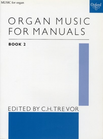 Organ Music For Manuals: 2