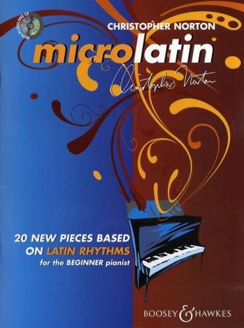 Microlatin: 20 New Pieces Based On Latin Rhythms