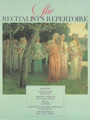 Recitalists Repertoire: 1: Organ
