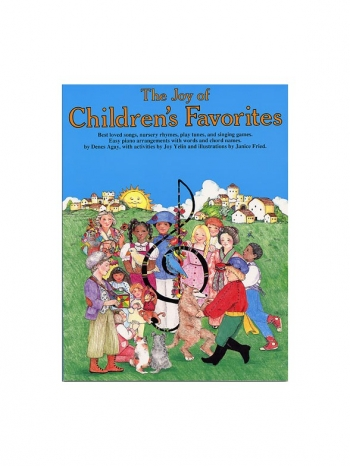 The Joy Of Childrens Favourites