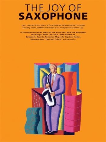Joy Of Saxophone: Alto Saxophone & Piano