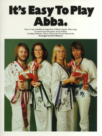 Its Easy To Play Abba: Easy