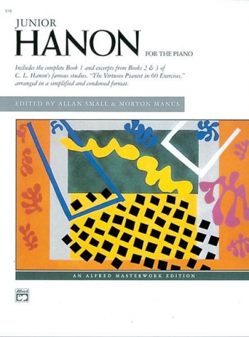 Junior Hanon (Revised): Piano (Alfred)