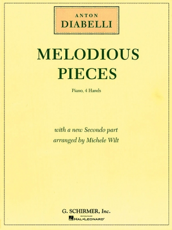 Melodious Pieces: Op149 Piano Duet
