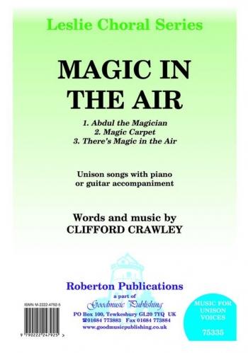 Magic In The Air 1. Abdul The Magician 2. Magic Carpet 3. There's Magic In The Air