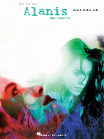 Alanis Morissette: Jagged Little Pill: Piano Vocal & Guitar