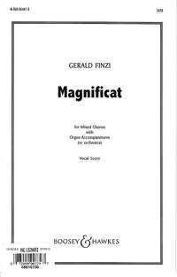 Magnificat-Vocal-Satb