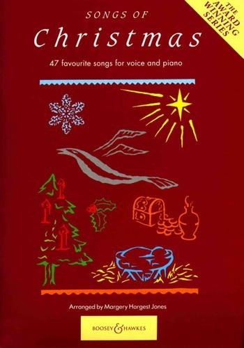 Songs Of Christmas: Voice And Piano - English - German - French