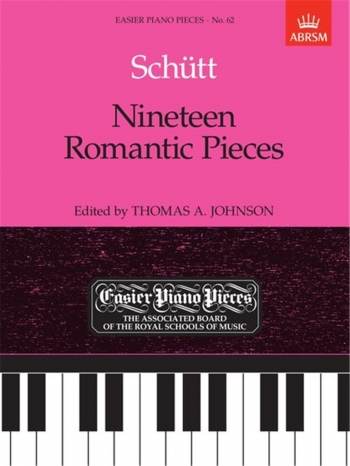 19 Romantic Pieces: Easy: Epp62 (Easier Piano Pieces) (ABRSM)