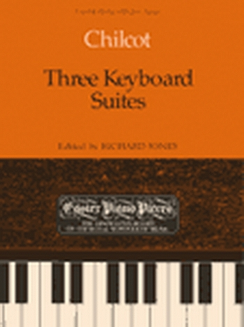 3 Keyboard Suites: Epp63 (Easier Piano Pieces) (ABRSM Ed)