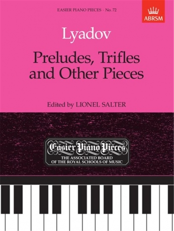 Preludes, Trifles And Other Pieces: Easy: Epp72: Piano  (ABRSM)
