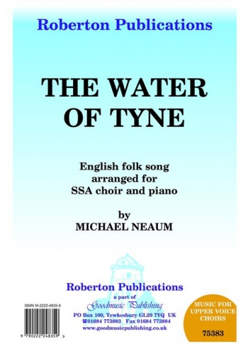 Neaum: Water Of Tyne The: Vocal: Ssa