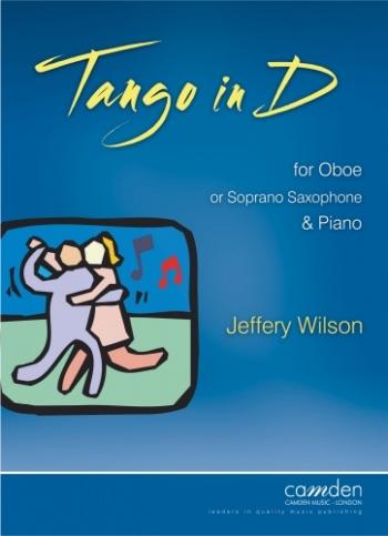 Tango In D: Oboe & Piano