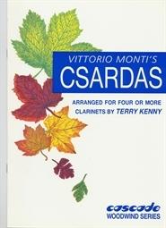 Csardas: Clarinet Quartet