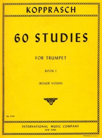 60 Studies: Trumpet (International)