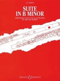 Suite B Minor: Flute & Piano (B&H)