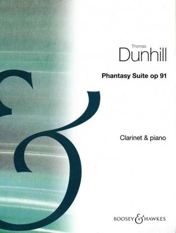 Phantasy Suite Op.91: Clarinet & Piano (Boosey & Hawkes)