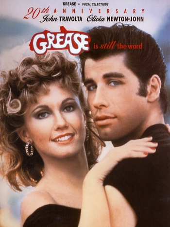 Grease: Film: Vocal Selections: Piano Vocal Guitar