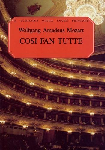 Cosi Fan Tutti: Vocal Score