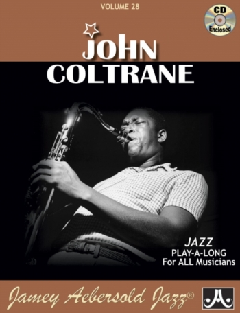 Aebersold Vol.28: John Coltrane: All Instruments: Book & CD